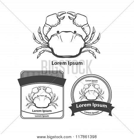 Crab Sea Food