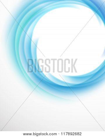 Swirl vortex vector