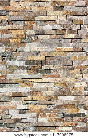 Brick grungy wall texture. Urban city background.