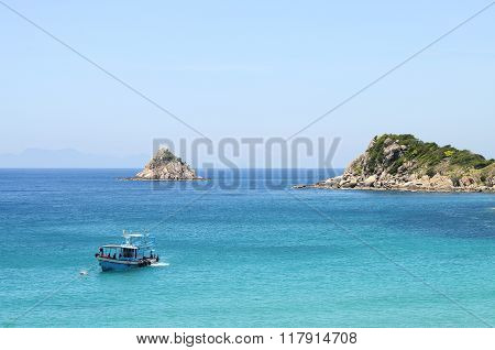 Koh Thao And Shark Island