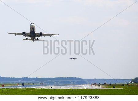 Planespotting In Washington DC