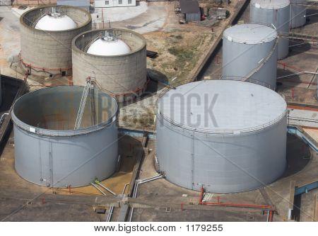 Refinery Storage