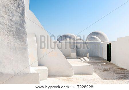 Tunisia Ancient Mosque