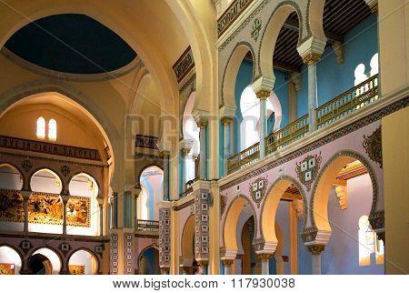 Tunisia Carthage Cathedral
