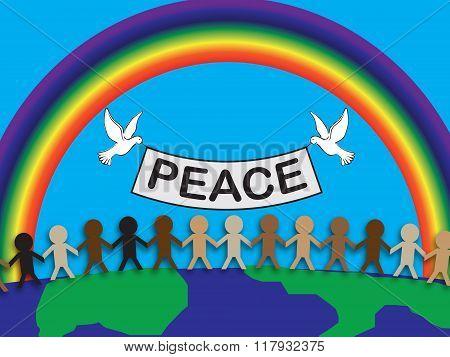 Vector Peace