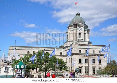 Quebec City Post Office, Canada