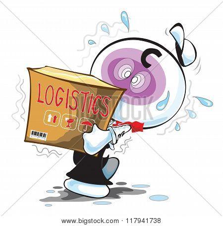 Logistic Service Man Heaviest