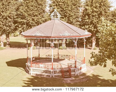 Band Stand Vintage
