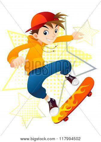 Skater Boy
