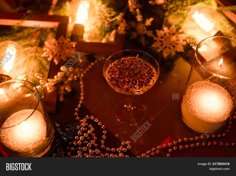 Festive Holiday Image Photo Free Trial Bigstock