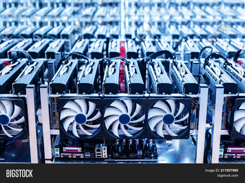 digital cryptocurrency miner