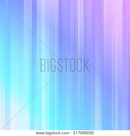 Light rays on abstract geometric colorful backdrop. Futuristic technology background. Shiny striped pattern on multicolor ultraviolet abstract background. Aurora borealis vector illustration.