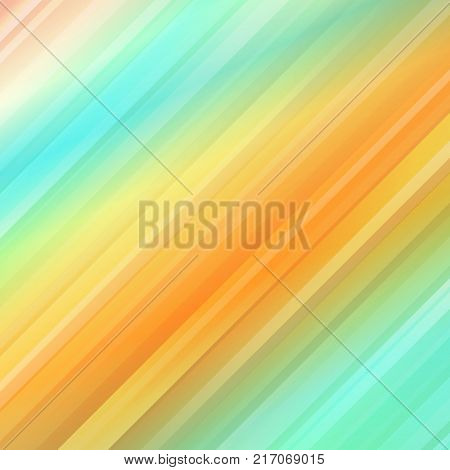 Light rays on abstract geometric colorful backdrop. Futuristic technology background. Shiny striped pattern on multicolor abstract background. Aurora borealis vector illustration.