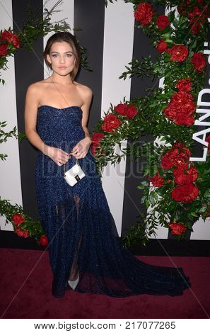LOS ANGELES - NOV 30:  Danielle Campbell at the Land Of Distraction Launch Party at the Chateau Marmont on November 30, 2017 in West Hollywood, CA