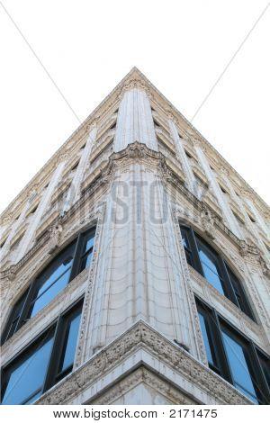 Slant Old Building