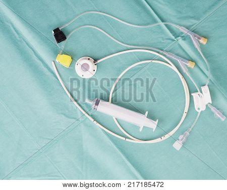 Central Venous Access Device