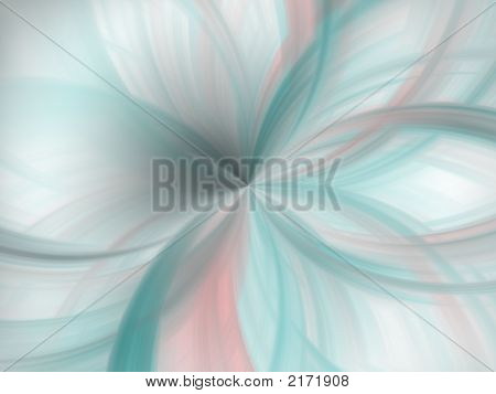Textured Abstract Background - Soft Pastels Is Soft Wispy Pattern