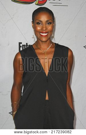 SAN DIEGO - July 22:  Christine Adams at the Entertainment Weekly's Annual Comic-Con Party 2017 at the Float at Hard Rock Hotel San Diego on July 22, 2017 in San Diego, CA