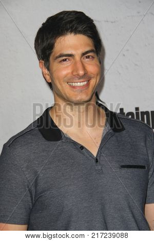 SAN DIEGO - July 22:  Brandon Routh at the Entertainment Weekly's Annual Comic-Con Party 2017 at the Float at Hard Rock Hotel San Diego on July 22, 2017 in San Diego, CA
