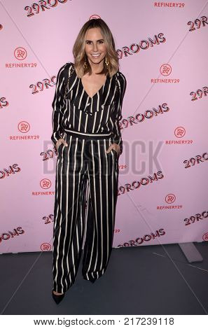LOS ANGELES - DEC 6:  Keltie Knight at the 29Rooms West Coast Debut presented by Refinery29 at the ROW DTLA on December 6, 2017 in Los Angeles, CA