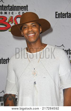 SAN DIEGO - July 22:  Mehcad Brooks at the Entertainment Weekly's Annual Comic-Con Party 2017 at the Float at Hard Rock Hotel San Diego on July 22, 2017 in San Diego, CA