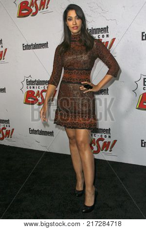 SAN DIEGO - July 22:  Janina Gavankar at the Entertainment Weekly's Annual Comic-Con Party 2017 at the Float at Hard Rock Hotel San Diego on July 22, 2017 in San Diego, CA