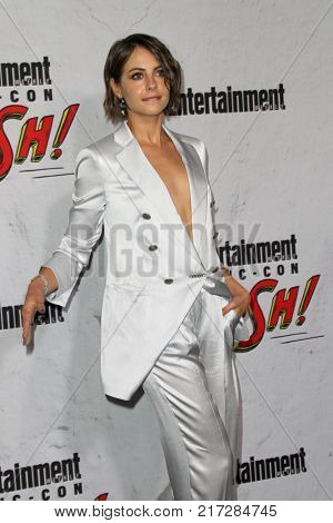 SAN DIEGO - July 22:  Willa Holland at the Entertainment Weekly's Annual Comic-Con Party 2017 at the Float at Hard Rock Hotel San Diego on July 22, 2017 in San Diego, CA