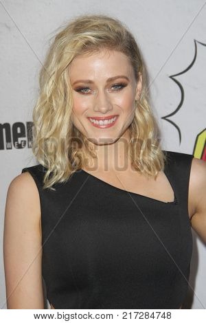 SAN DIEGO - July 22:   Olivia Taylor Dudley at the Entertainment Weekly's Annual Comic-Con Party 2017 at the Float at Hard Rock Hotel San Diego on July 22, 2017 in San Diego, CA