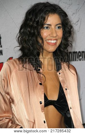 SAN DIEGO - July 22:  Stephanie Beatriz at the Entertainment Weekly's Annual Comic-Con Party 2017 at the Float at Hard Rock Hotel San Diego on July 22, 2017 in San Diego, CA