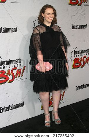 SAN DIEGO - July 22:  Shannon Purser at the Entertainment Weekly's Annual Comic-Con Party 2017 at the Float at Hard Rock Hotel San Diego on July 22, 2017 in San Diego, CA