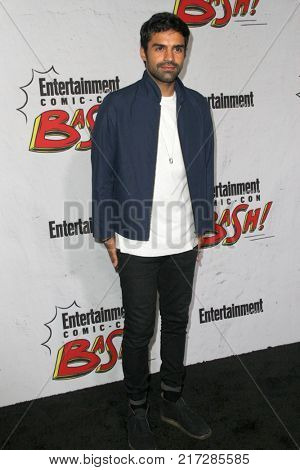 SAN DIEGO - July 22:  Sean Teale at the Entertainment Weekly's Annual Comic-Con Party 2017 at the Float at Hard Rock Hotel San Diego on July 22, 2017 in San Diego, CA