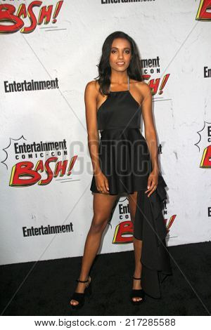 SAN DIEGO - July 22:  Maisie Richardson-Sellers at the Entertainment Weekly's Annual Comic-Con Party 2017 at the Float at Hard Rock Hotel San Diego on July 22, 2017 in San Diego, CA