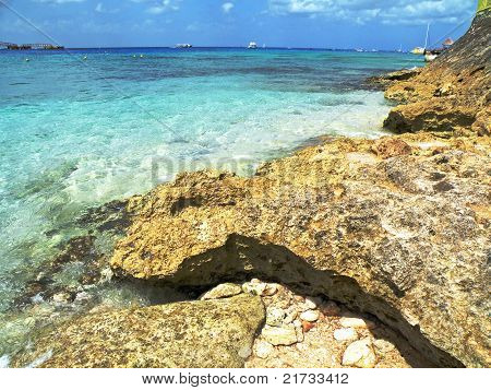 Grand Cayman Coast Line