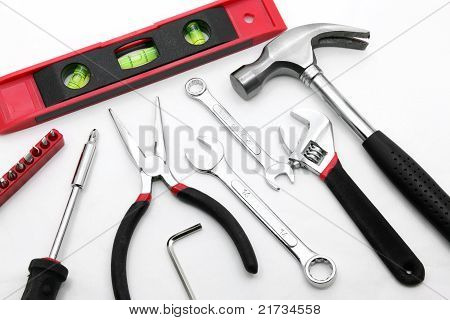 Basic Construction Tool Set