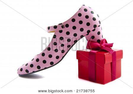 Shoe On Gift