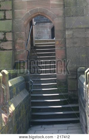 Steps To Tower