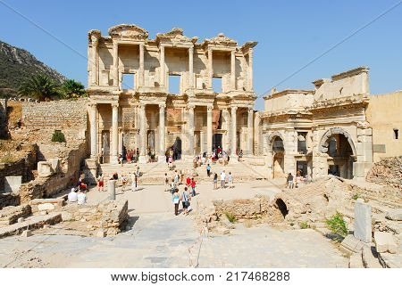 Ancient Ephesus, Turkey