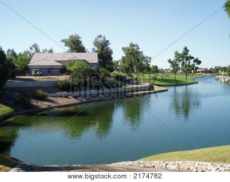 Arizona Home On Golf Course