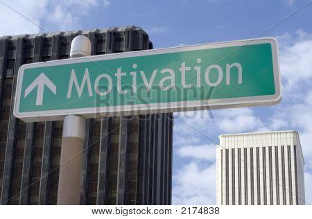Motivatie vooruit