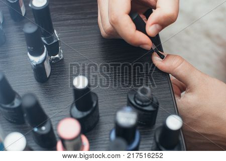 Girl Makes Shellac Different Girl