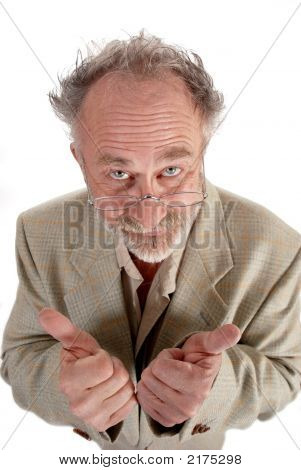 Thumbs Up Professor