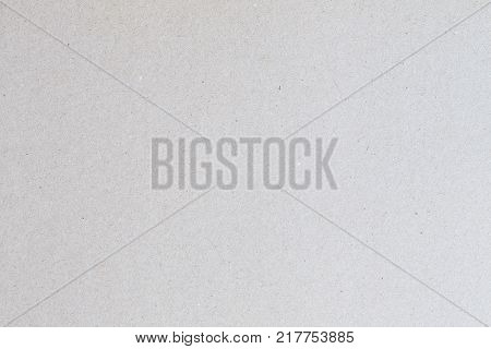 Gray recycled paper texture for background,Cardboard sheet of paper for design