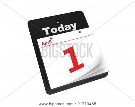 zureiгџen Tage-Kalender ab