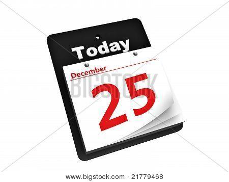 Tear-off Day Kalender