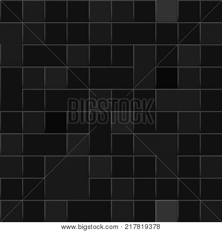 Tiled Background Or Seamless Pattern