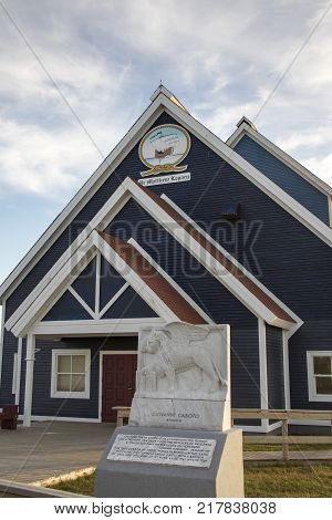 The Mathew Museum, Bonavista, Nl, Canada