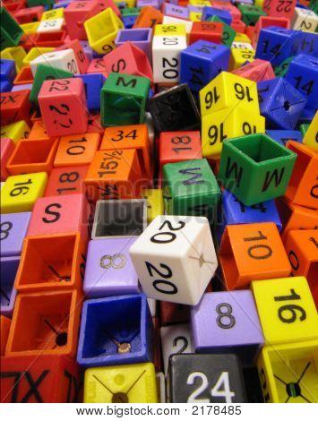 Clothes Size Cubes