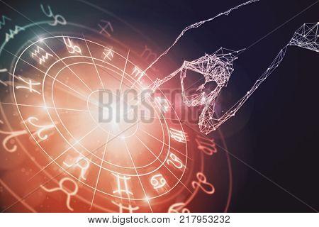 Creative Zodiac Wallpaper