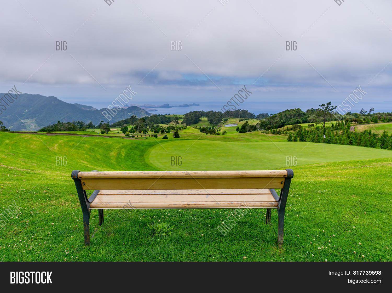 Awe Inspiring Park Bench Outdoor Image Photo Free Trial Bigstock Uwap Interior Chair Design Uwaporg