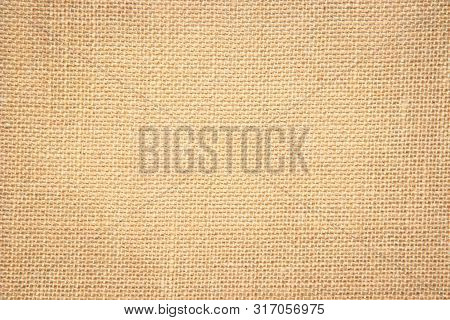 Brown Abstract Sackcloth Towel Mock Up Template Fabric On With Background. Wallpaper Of Artistic Wal